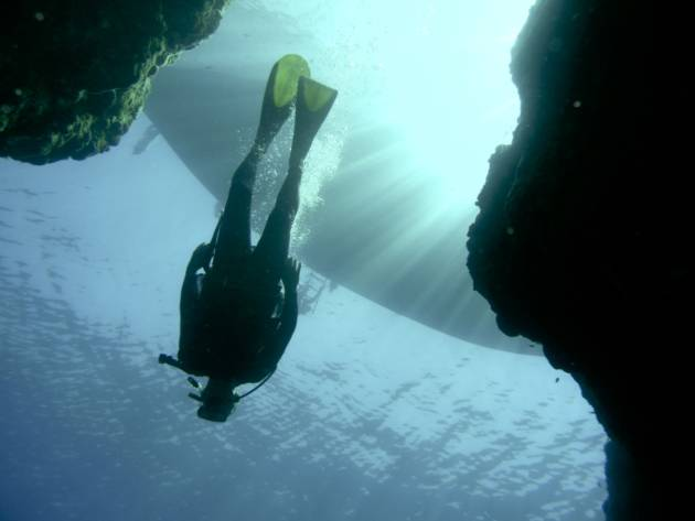 Certification Course Scuba Diver
