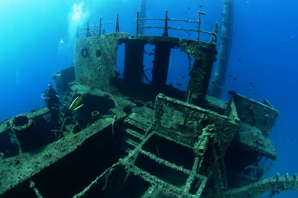 Wreck Dive Marianna