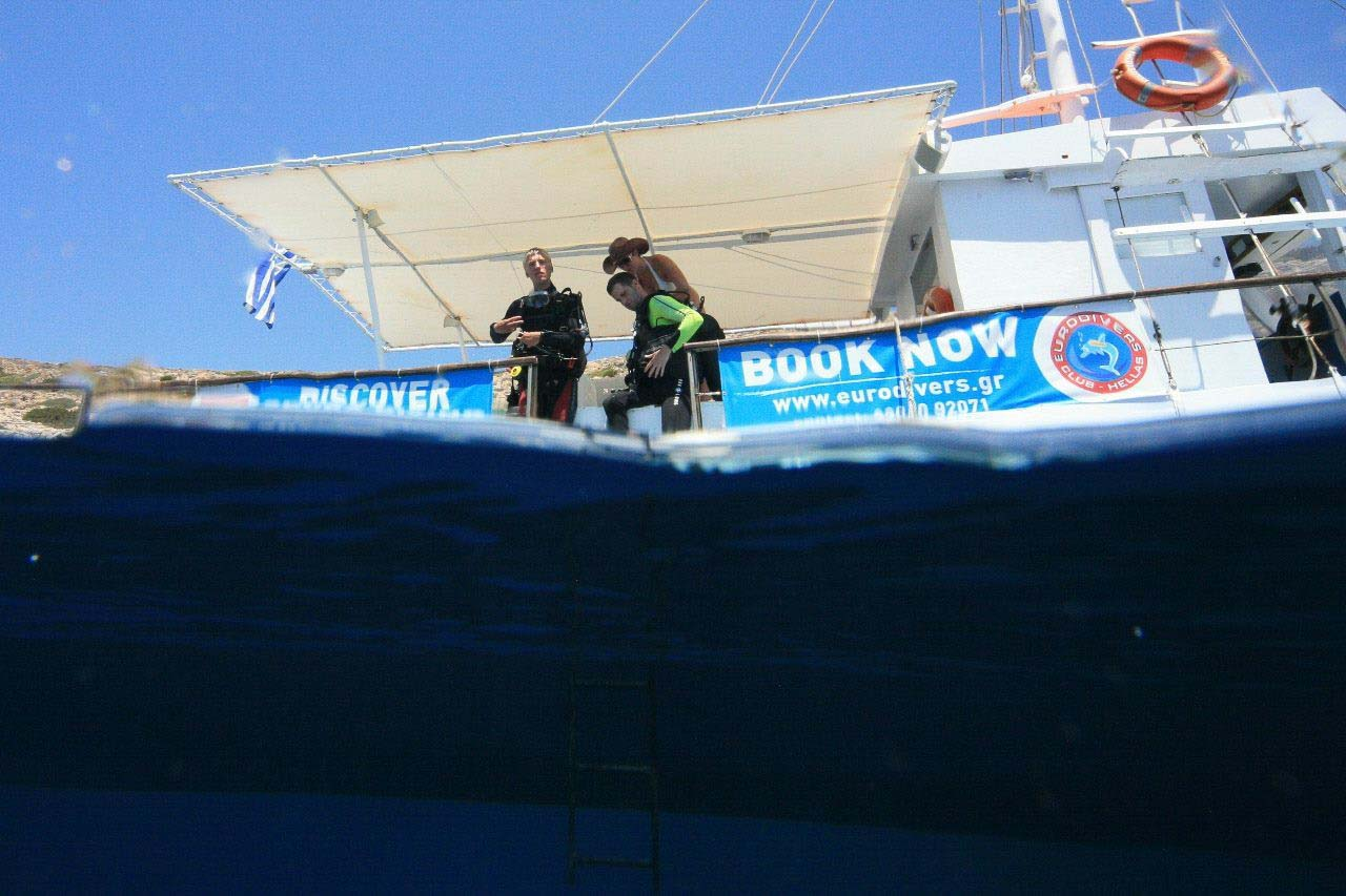 Specialty Course Boat Diver