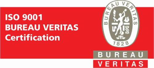 We are Certified By Bureau Veritas